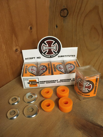 "Bones Wheels- 53mm STF ""Attitude"" Graphics"