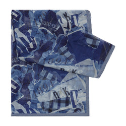 125 Anniversary collage Foulard