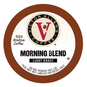 Victor Allen's Morning Blend Single Serve Capsules 80 ct.