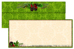 "50lb Pinecone Garland #10 Envelopes, measure (4 1/8"" x 9 1/2"") , compatible  with copier, inkjet and laser, matte both sides"