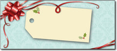 "50lb Gift Present #10 Envelopes, measure (8 1/2"" x 11"") , compatible  with copier, inkjet and laser, matte both sides"
