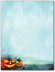 Enchanted Pumpkins Stationery