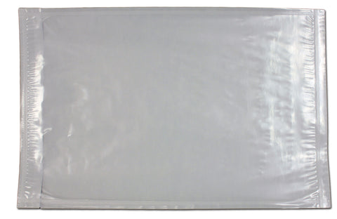"6"" x 9"" Clear Plastic Adhesive Packing List Mailing / Shipping Envelope Pouch"