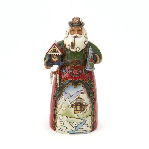 Jim Shore German Santa 4017646