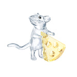 Swarovski Mouse With Cheese 5464939 PRE-ORDER