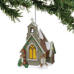 D56 Isle of Wight Chapel Ornament 6002255