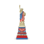 Jim Shore Patriotic Statue of Liberty 6003979