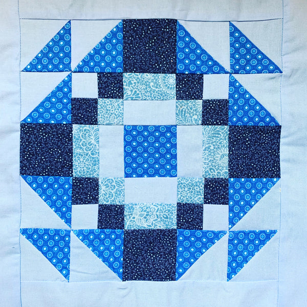 More Color Ways for the Quilt Guild How-To-Blocks