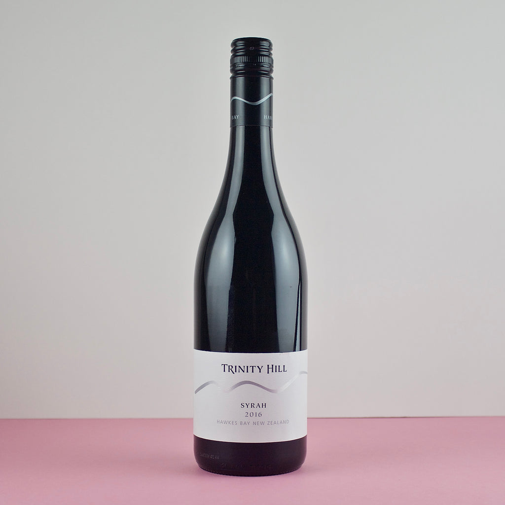 Syrah, Trinity Hill, Hawke's Bay, New Zealand