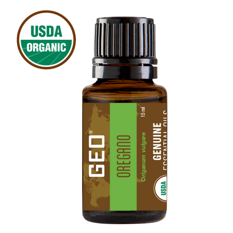 Oregano Organic Essential Oil - 15 ml