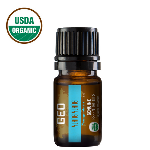 Ylang Ylang Organic Essential Oil - 5 ml
