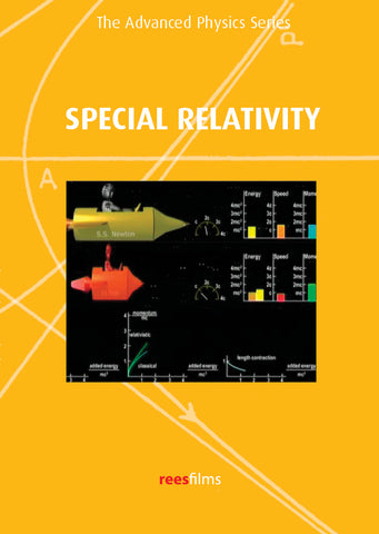 The Advanced Physics Series: Special Relativity