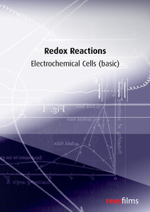 Redox Reactions: Electrochemical Cells – basic version