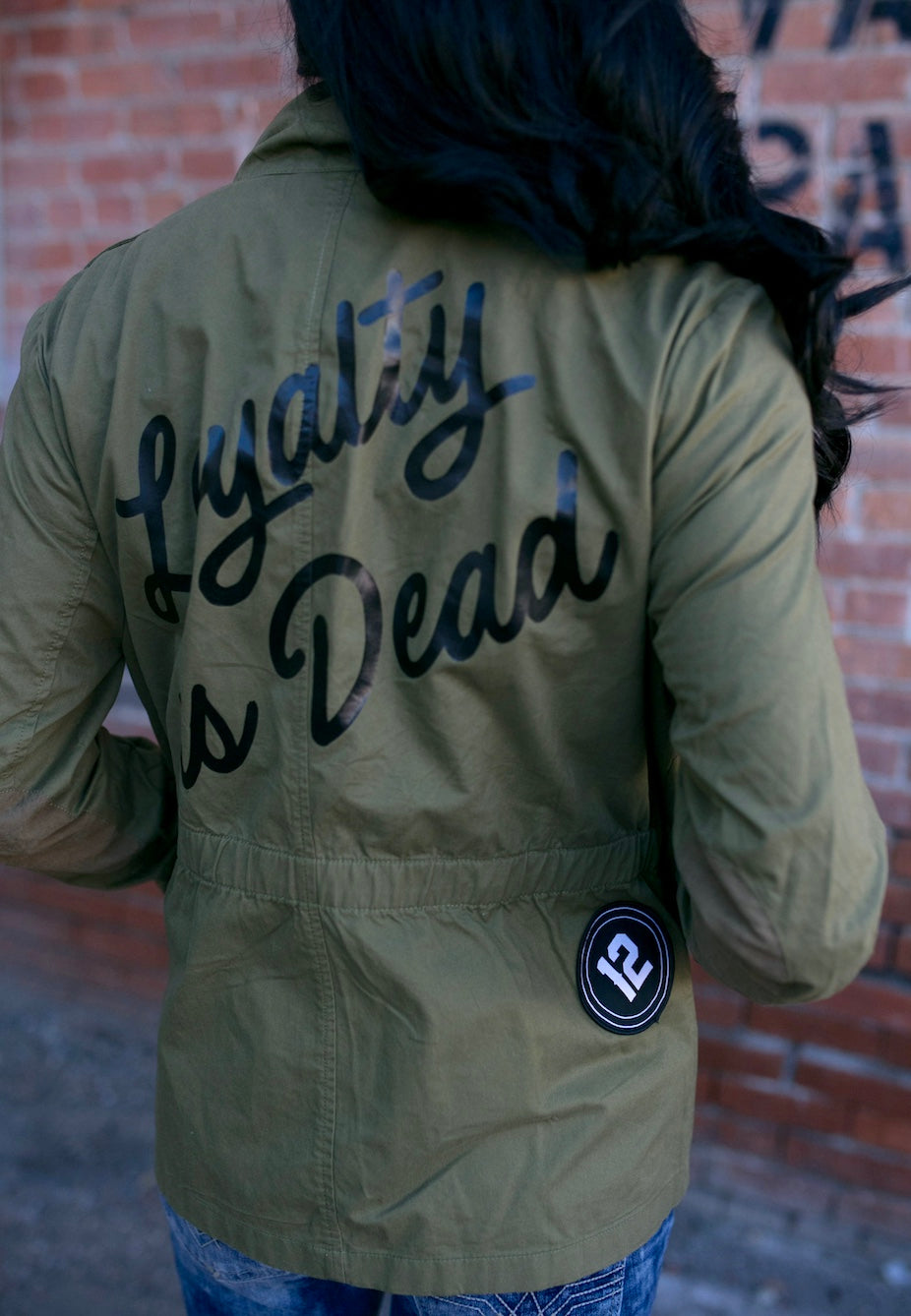 Loyalty Is Dead - Jacket