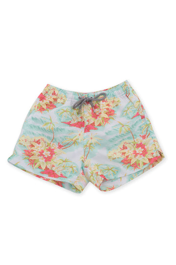 By The Sea Bali Kids Swimtrunk Blue