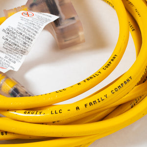 GRVTY Electrical Intestines (Yellow)