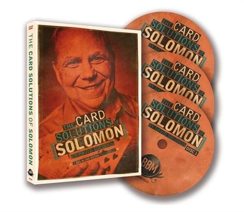 The Card Solutions Of David Solomon
