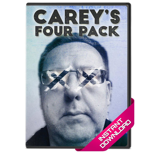 John Carey Four Pack - Instant Download