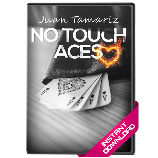 No Touch Aces by Juan Tamariz - Download Video