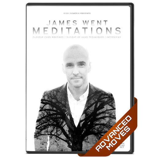 James Went Meditations - 2 DVD Set