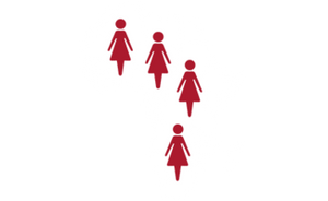 Women in Africa Icon