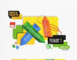 Arts,Crafts 1 Ep.Projects Green. - 9788416888160
