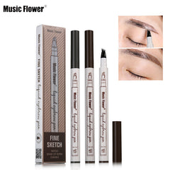 Patented Microblading Tattoo Eyebrow Ink Pen