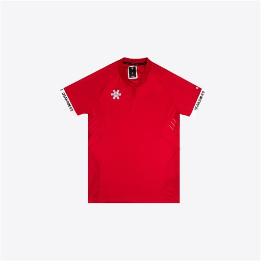 Men Uniform Top - Red