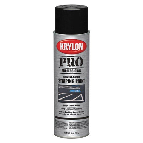 Krylon Cover-Up Black Striping Paint
