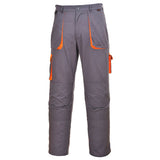 Portwest TX11 Contrast Cargo Trousers Grey