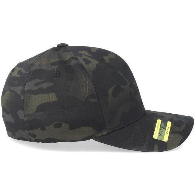 Flexfit Multicam Black Cap [product_type] Military.Direct - Military Direct