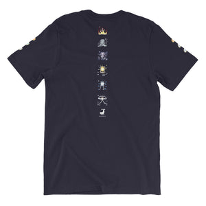 The Seventh T-Shirt Navy Edition