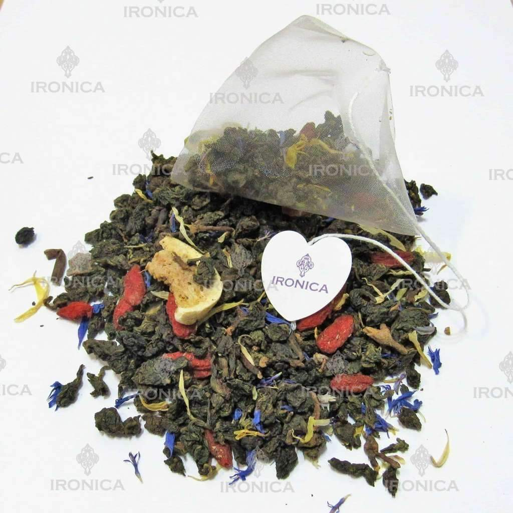 #212 - Oolong Paz Tibetana Natural - Ironica Tea Shop