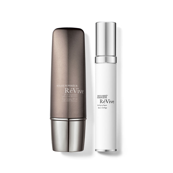 Intensité Complete Anti-Aging Serum + Soleil Superiéur / RéNew & Protect Duo