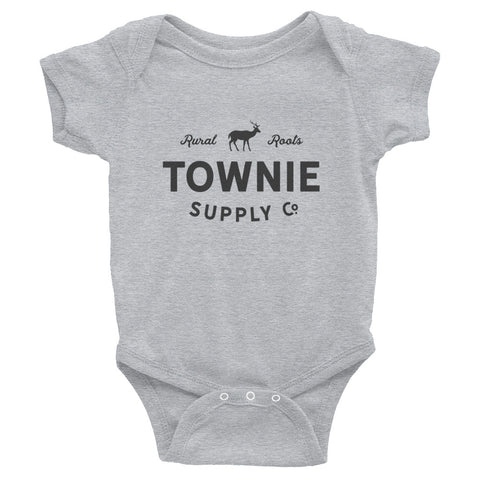 The Teeny-Tiny Townie Onesie
