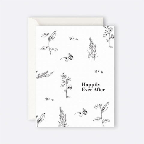 Father Rabbit Stationery | Card | GARDEN HAPPILY EVER AFTER