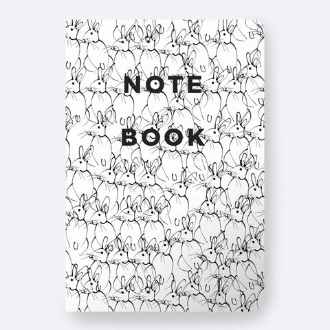 Father Rabbit Stationery | Notebook | Rabbits