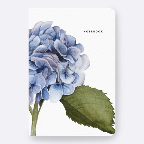 Father Rabbit Stationery | Notebook | Hydrangea
