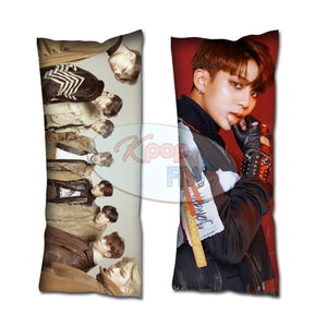 Kpop Ateez Zero To One Jongho Body Pillow