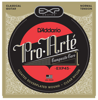 D'Addario EXP Coated Pro-Arté Normal tension Guitar Strings