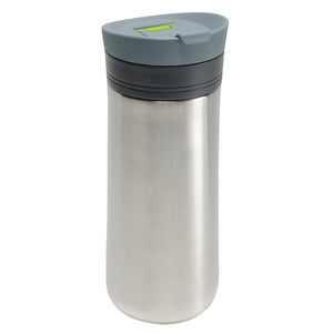 Lime Green Java Latch 16 Oz Travel Mug at Cool Gear Coffee Tea,Travel Mugs,Stainless Steel