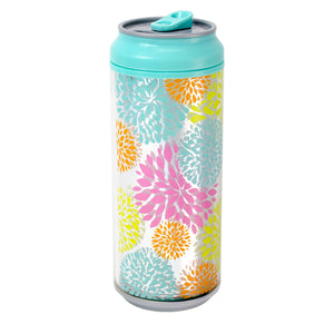 Aqua / Mums 16 Oz coolgearcan at Cool Gear Coolgearcans