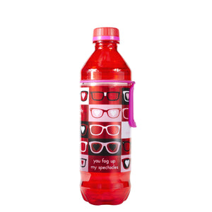 Red / Nerdy Glasses 18 Oz Double Wall Valentines coolgearpop at Cool Gear Valentines