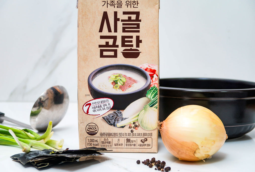 [Seo Kang] Sagol Bone Beef Broth Soup
