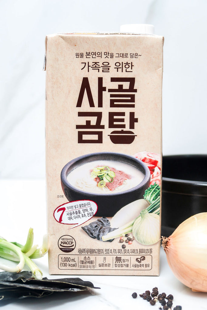 [Seo Kang] Sagol Beef Bone Broth