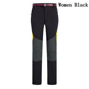 Breathable Fleece Climbing Trousers