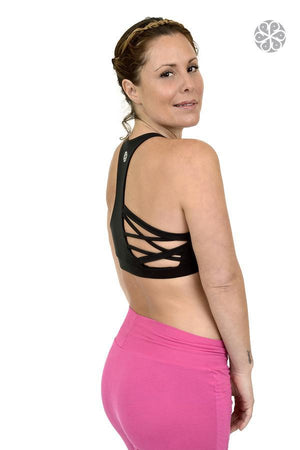 Stretch Sports Bra - URANTA MINDFUL CLOTHING, Sports Bra
