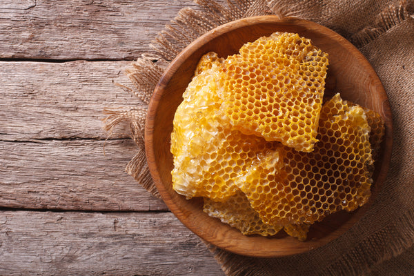 The Reason why we choose to use Beeswax instead of a thinning Emulsifying Wax!