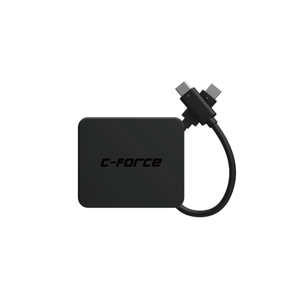 CF003 - video, data & PD multifunction adapter