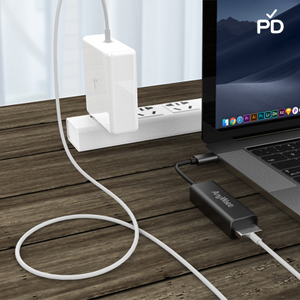 A001 - AnyWatt MagSafe to USB-C Adapter MagSafe 1 & 2 Magnetic